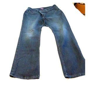 NYDJ straight jean